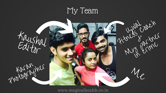 Magical health team