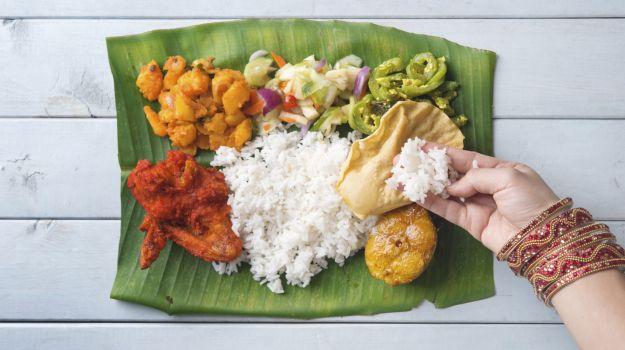 Indian Dinning Etiquette