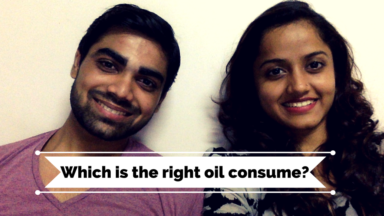 Which is the right oil to consume?
