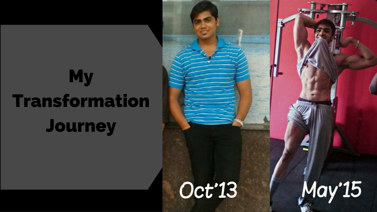 Weight Loss Success Story of Ujwal Patil- Fat to fit